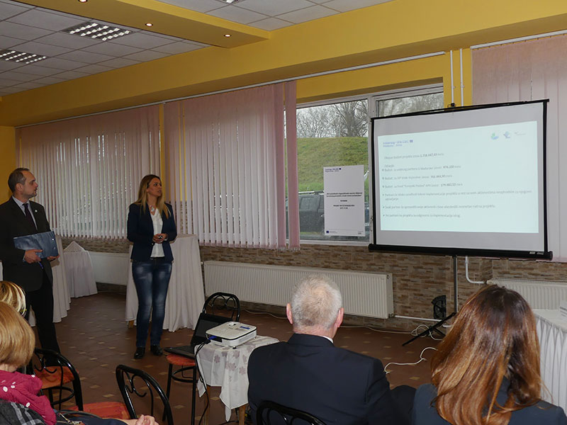 The beginning of the project to improve water quality in the cross-border region between Hungary and Serbia