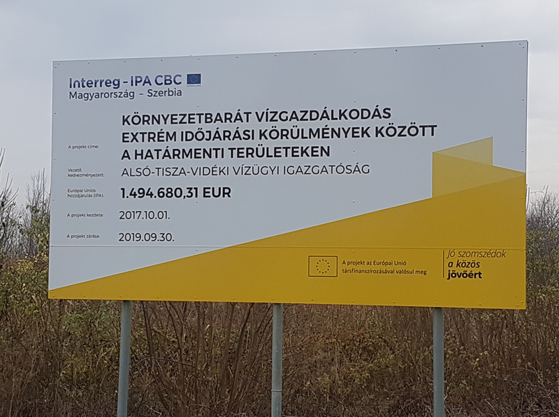 A projektcsapat gyűlése és terepi látogatás Magyarországon az ECOWAM projekt keretében
